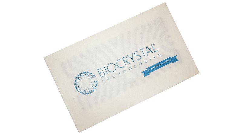 Bild zeigt Biocrystal Powerpad