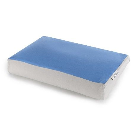 Nackenstützkissen Pearlfusion blau-grau