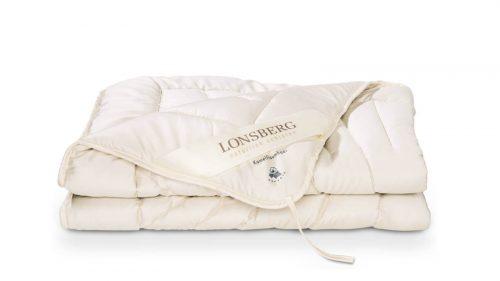 Bettdecke Kamelflaumhaar leicht von Lonsberg