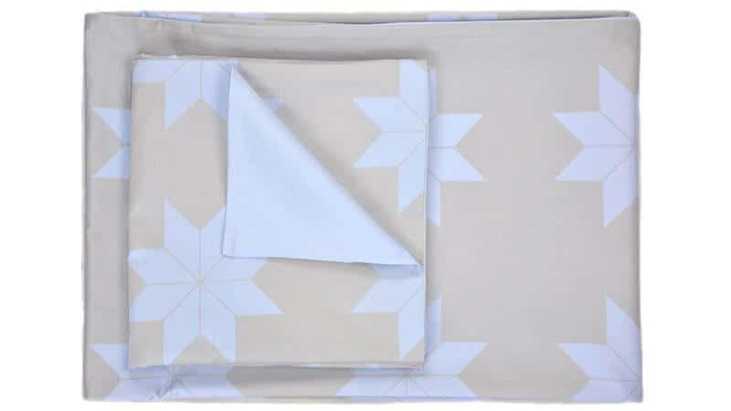 Deisgner Bettwäsche Nino | 135 x 200 cm, mit Kissenbezug 80 x 80 cm