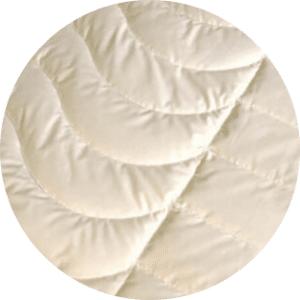 Bio-Bettdecke Leinen, Bezug Bio-Baumwolle