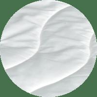 Bio-Bettdecke Seide, Bezug 100% Bio-Baumwolle
